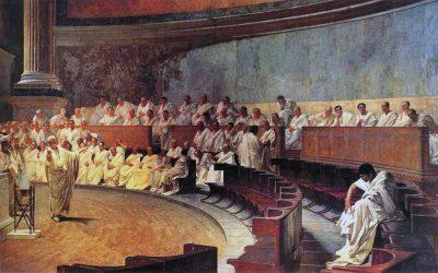 Die fünf Schritte der antiken Rhetorik