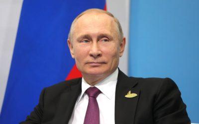 Der Westen und Putin: eine ungleiche Beziehung
