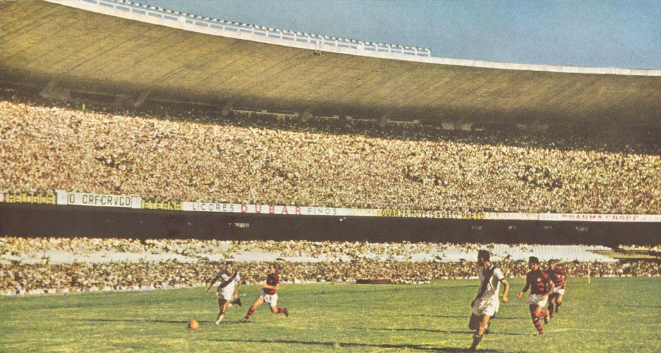 Fußball heute: Das Maracanã und das Ende des Spiels