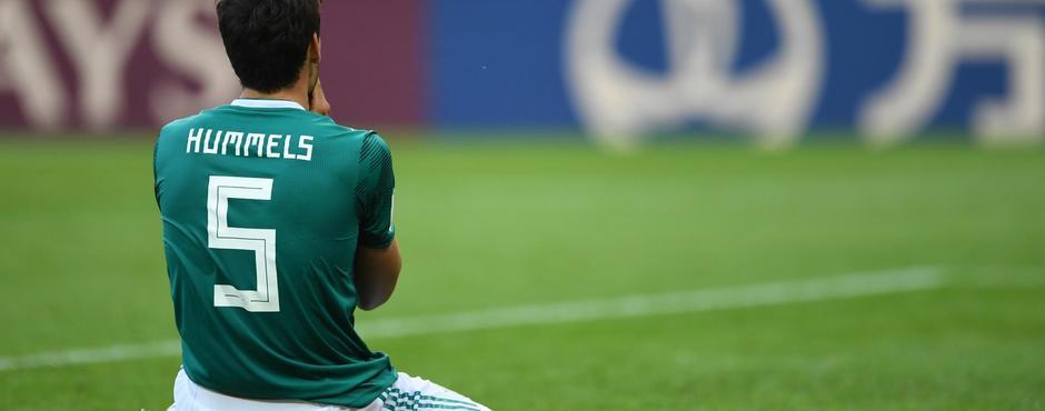 Das Scheitern der Nationalmannschaft – ein Lehrstück über das Scheitern