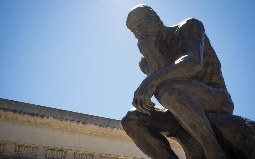 Die sieben Schritte des methodischen Denkens