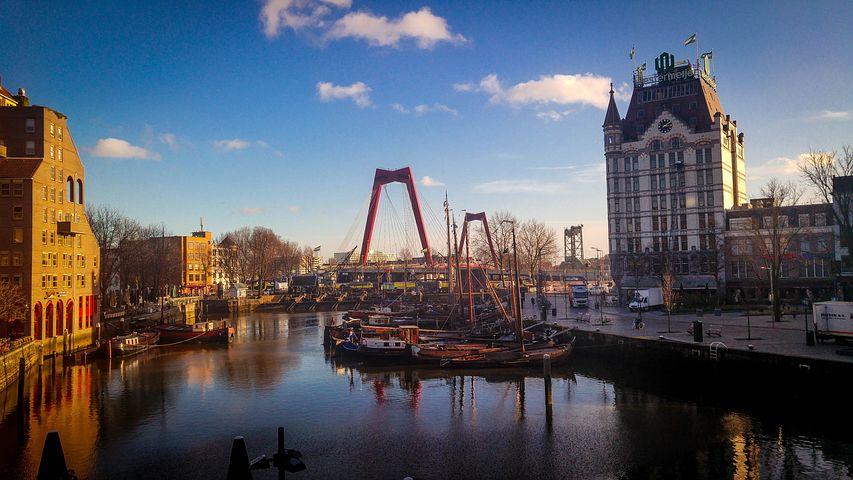 Niederlande: Aufbruch in ein neues Leben