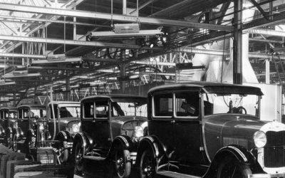 Geschichte der Unternehmensberatung II: das Scientific Management