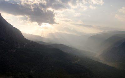 Der erste Berater der Geschichte: der Gott in Delphi